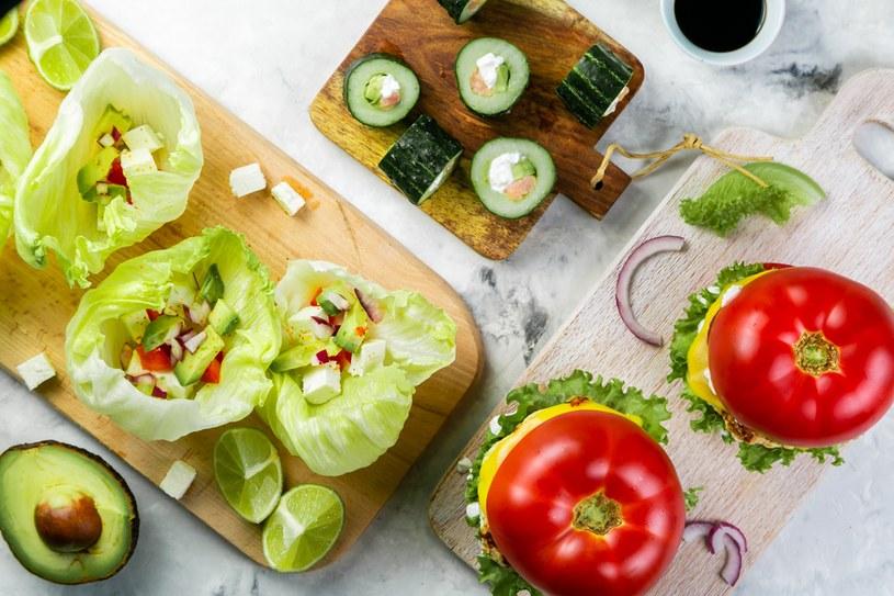 Zmniejsz ilość białka w diecie /123RF/PICSEL
