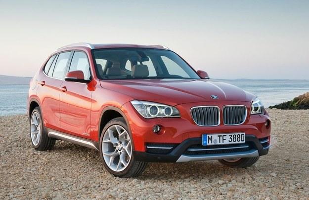 Zmodernizowane BMW X1 trafi także do sprzedaży w USA. Wcześniej model nie był tam dostępny. /BMW