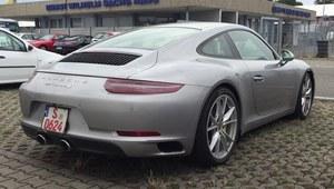Zmodernizowane Porsche 911 bez kamuflażu!