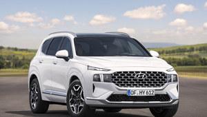 Zmodernizowany Hyundai Santa Fe ma nową platformę!