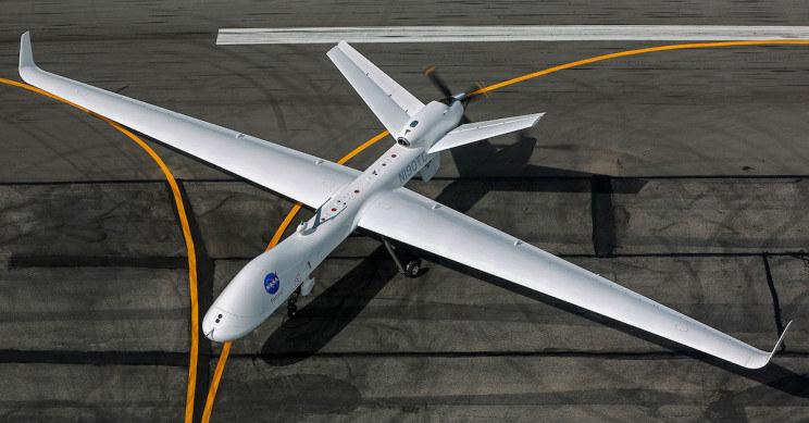 Zmodyfikowany dron Reaper /materiały prasowe