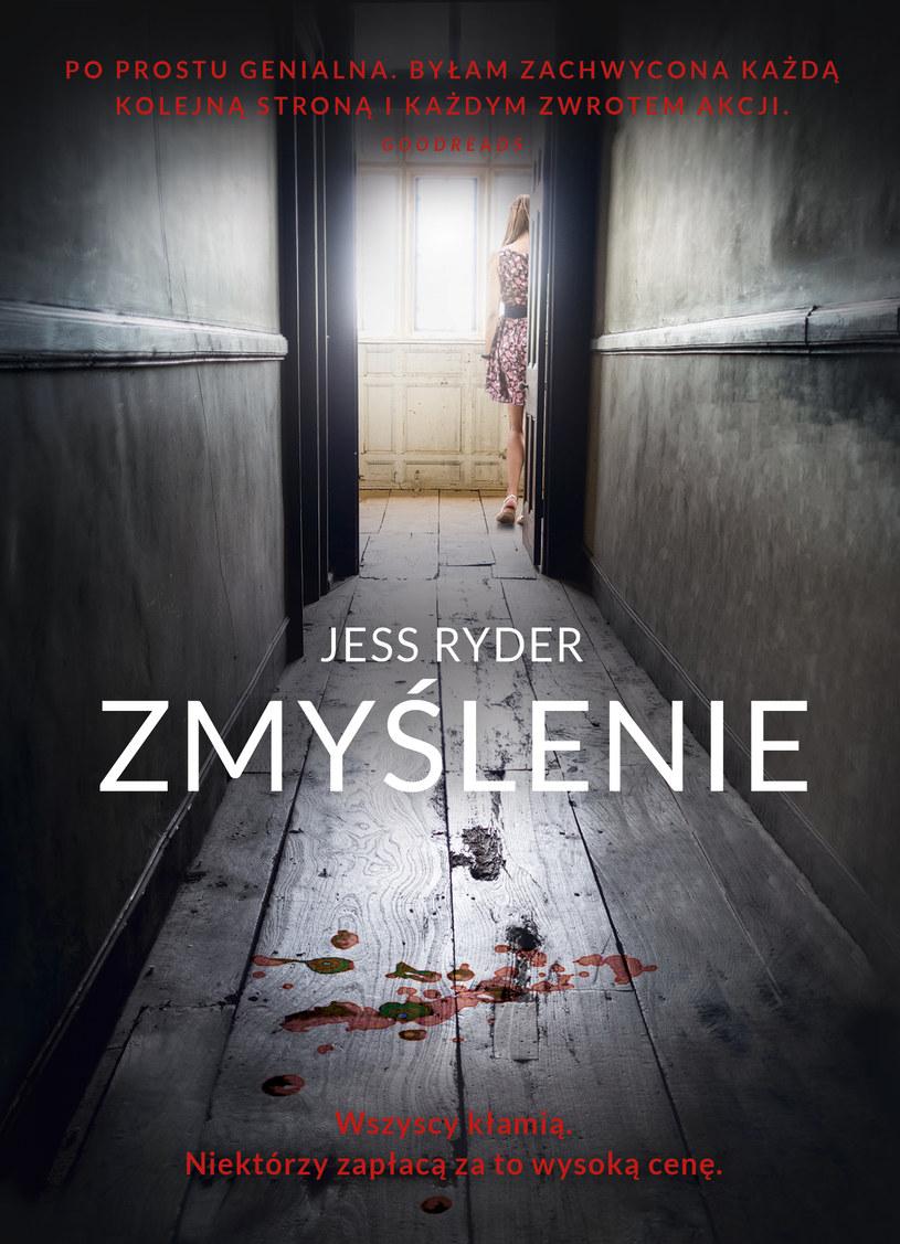 Zmyślenie, Jess Ryder /materiały prasowe