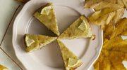 Zmysłowe smaki: Ciasto cytrynowe