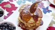 Zmysłowe smaki: Śniadaniowe pancakes