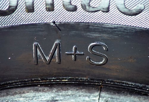 Znaczek M+S nie oznacza obecnie opony zimowej. Praktycznie nie znaczy on nic. /Motor