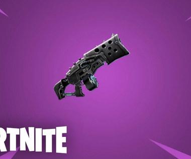 Znaczne osłabienie strzelby w Fortnite