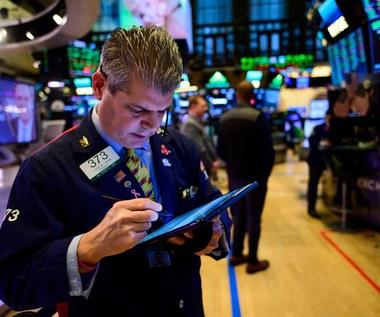 Znaczne spadki na Wall Street