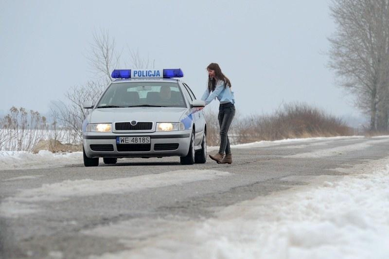 Znajdzie ją lokalny patrol policji. /Agencja W. Impact