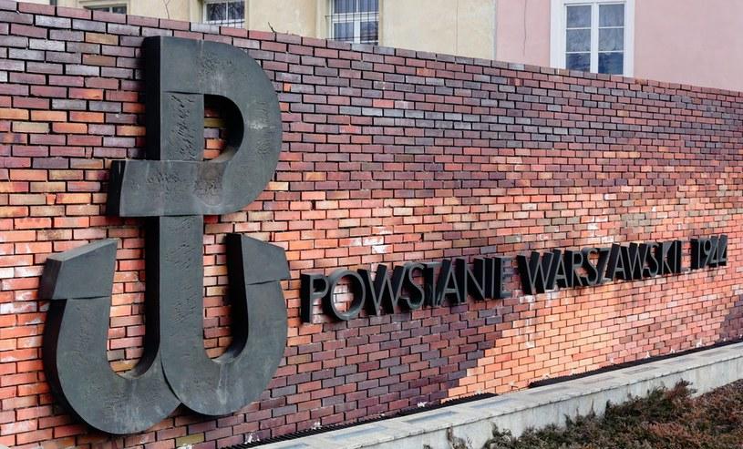 Znak Polski Walczącej /Stanisław Kowalczuk /East News