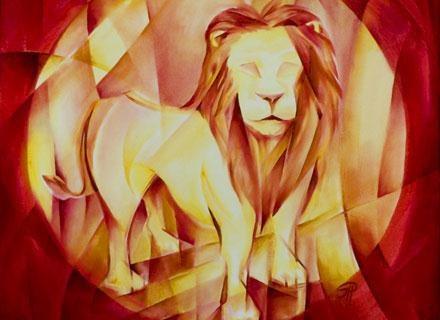 Znak zodiaku Lew  /© Panthermedia