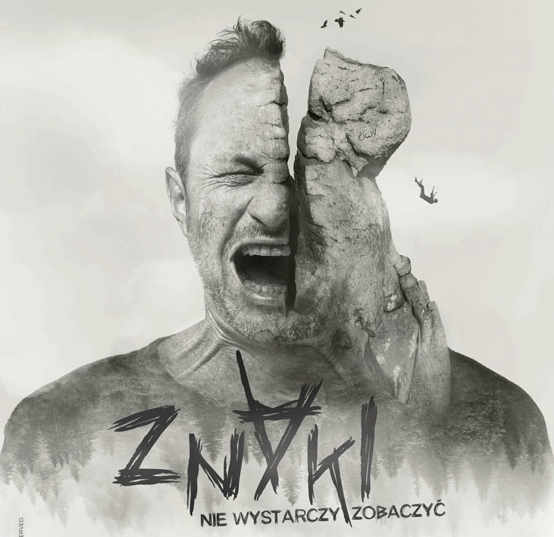 """""""Znaki"""" wyreżyserowali Jakub Miszczak i Marcin Ziębiński /AXN"""
