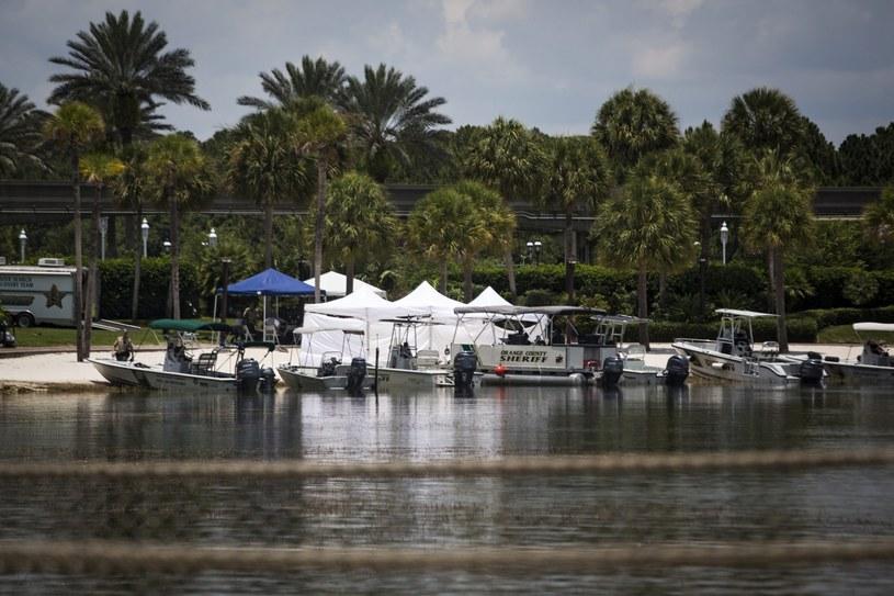 Znaleziono ciało chłopca porwanego przez aligatora /EPA/JOHN TAGGART /PAP/EPA