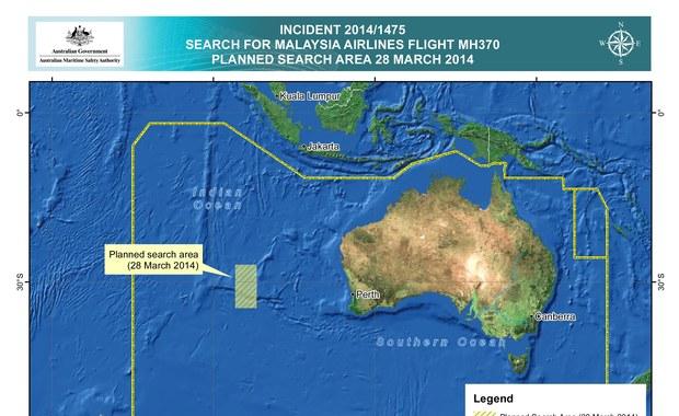 Znaleziono kolejne fragmenty zaginionego Malaysia Airlines