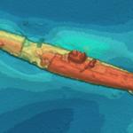 Znaleziono wrak zaginionego U-Boota. Według legendy zatopił go morski potwór