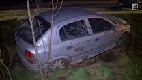Znaleźli porzucone auto w rowie. Kierowca był pijany?