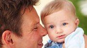 Znamię barwnikowe u niemowlęcia