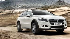 Znamy ceny zmodernizowanego Peugeota 508 RXH
