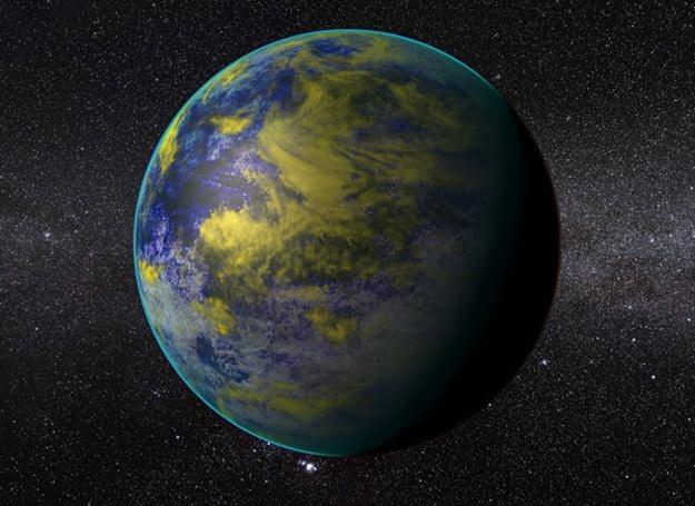 Znamy już 6 planet pozasłonecznych, na których powierzchni panuje temp. od 0 do 50 st. Celsjusza /© EurekNews.pl