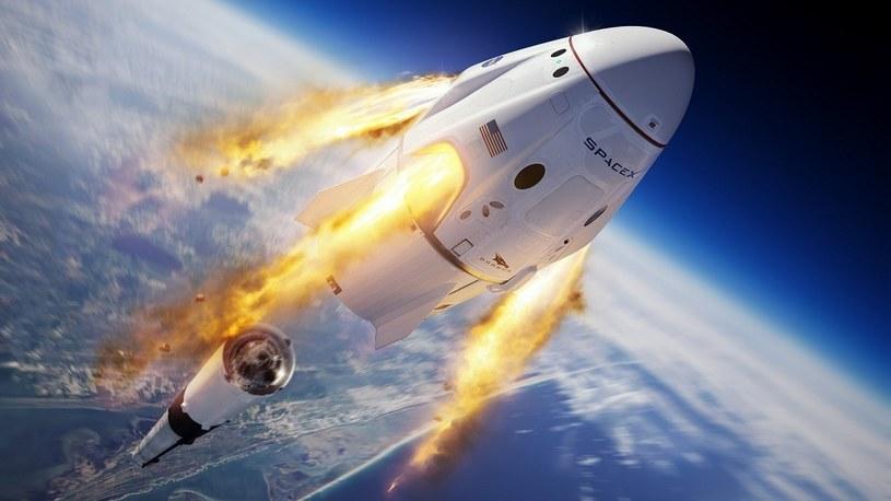Znamy już dokładną datę historycznego lotu astronautów w kosmos ze SpaceX /Geekweek