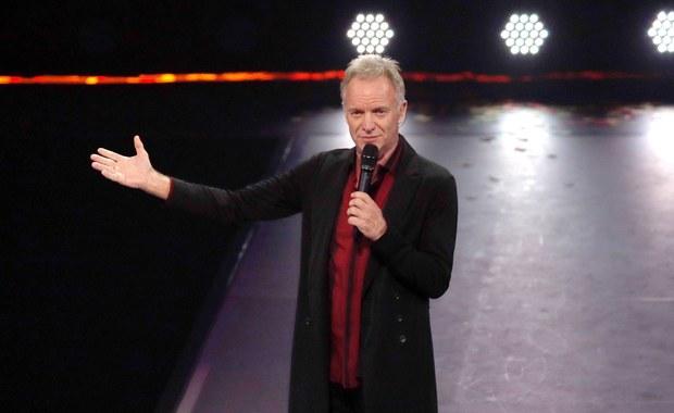 Znamy nową datę koncertu Stinga w Polsce!