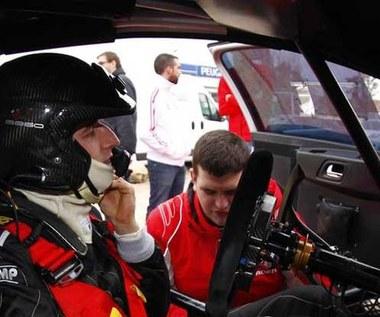 Znamy pilota Roberta Kubicy na ten sezon!