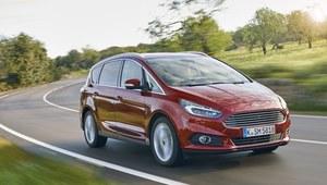 Znamy polskie ceny nowego Forda S-Maxa