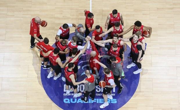 Znamy szeroki skład kadry koszykarzy, która powalczy o Tokio!