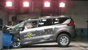 Znamy wyniki Vitary, Espace, 500X i Mazdy 2 w crash teście Euro NCAP