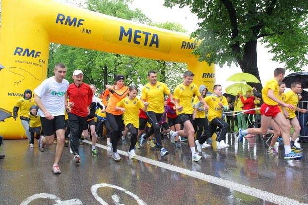 Znamy zwycięzców biegu o Puchar RMF FM!