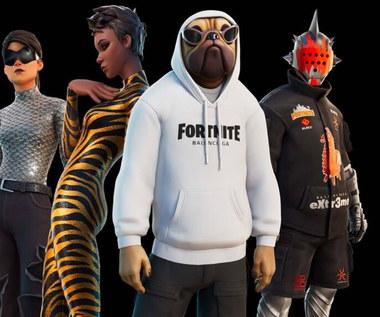 Znana firma odzieżowa podejmuje współpracę z Fortnite