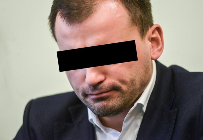 Znany adwokat Marcin D. /Przemek Swiderski/East News /East News