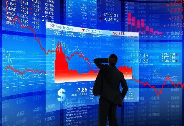 Znany japoński bank prognozuje krach na Wall Street (zdj. ilustracyjne) /©123RF/PICSEL