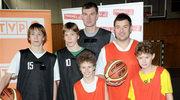 Znany koszykarz spotkał się z Boskimi