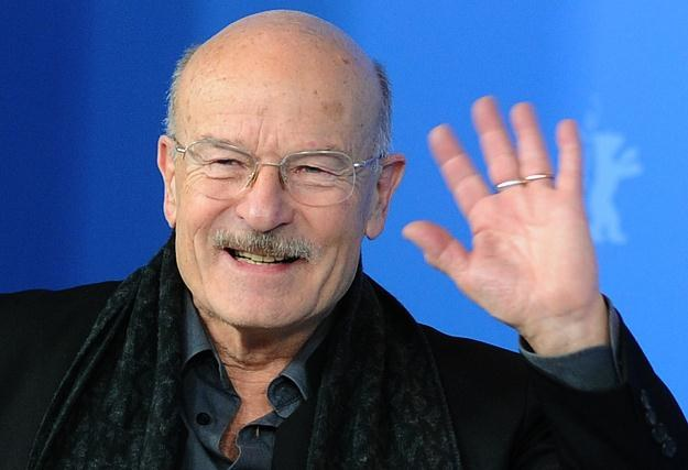Znany niemiecki reżyser Volker Schloendorff /AFP