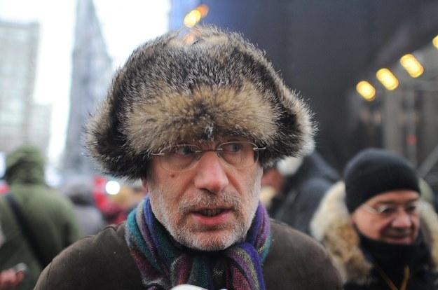 """Znany pisarz ostro o Rosji Putina. """"Trzeźwy źle się czuje wśród pijaków"""""""