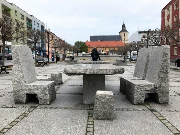 Znany w całej Polsce z granitu dolnośląski Strzegom jest dziś Twoim Miastem w Faktach RMF FM /Bartłomiej Paulus /RMF FM