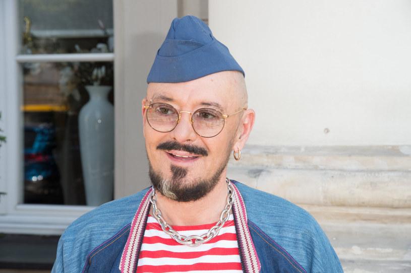 Znany z ciętego języka stylista tym razem był bardzo zachowawczy w swojej opinii /Zawadzki /Reporter