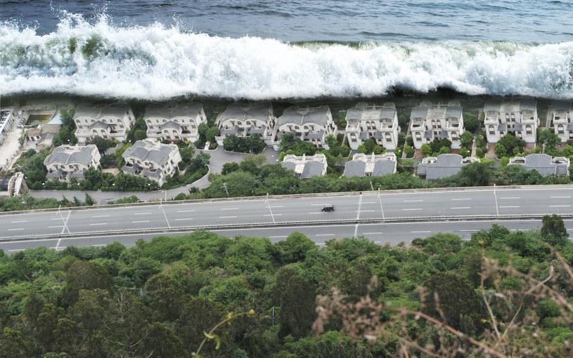 Znanych jest kilka przypadków, gdy trzęsienie ziemi i wywołana przez nie fala tsunami ustąpiły po Bożej interwencji /123RF/PICSEL