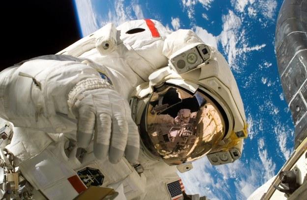 """Znicz olimpijski """"zapłonie"""" w kosmosie /NASA"""