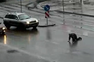 Znieczulica na ulicy. Film