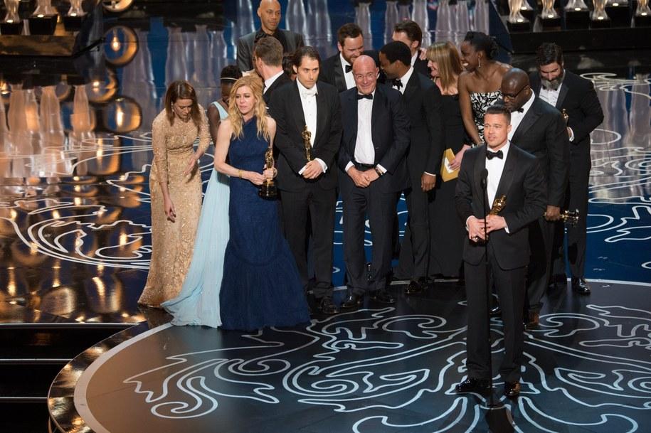 Zniewolony - najlepszy film roku! /AARON POOLE /PAP/EPA