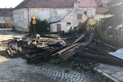 Zniszczenia na Dolnym Śląsku