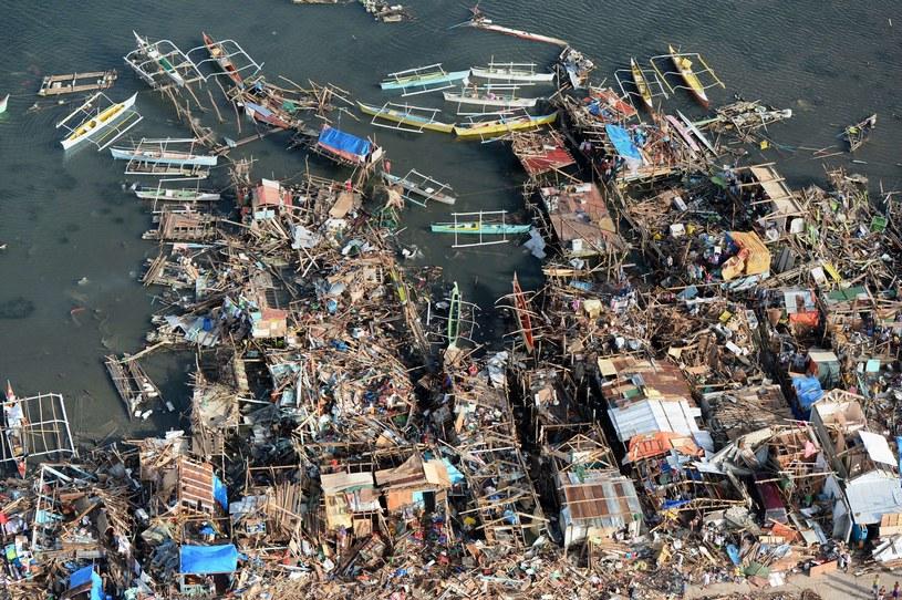 Zniszczenia są ogromne /AFP