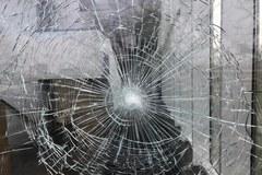 Zniszczenia w Ośrodku Kultury Muzułmańskiej w Warszawie