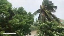 Zniszczone linie energetyczne, zerwane dachy. Huragan Dorian uderzył w Wyspy Dziewicze
