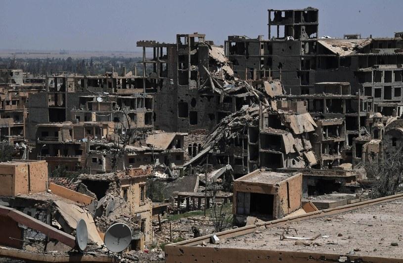 Zniszczone miasto Dajr az-Zaur, zdj. ilustracyjne /Mikhail Voskresenskiy/Sputnik  /East News