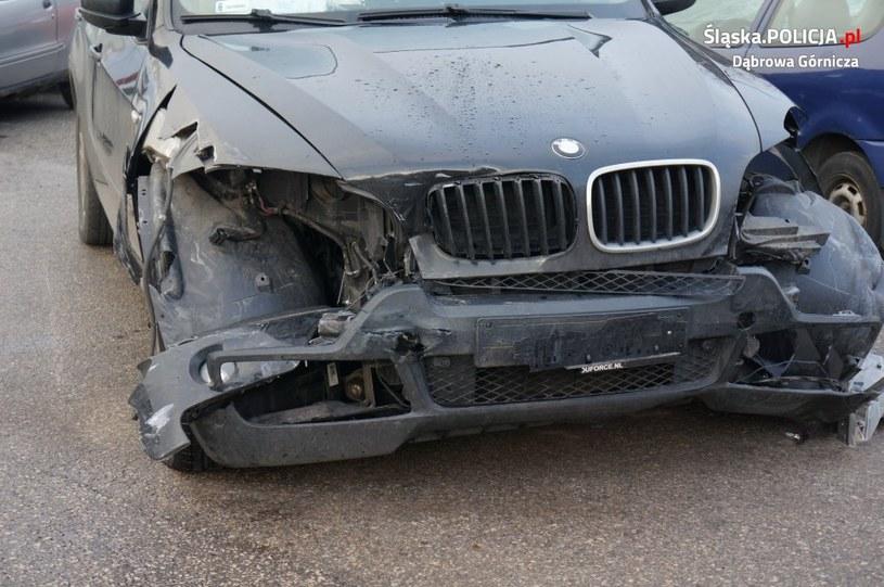 Zniszczył samochody zaparkowane w rejonie placu Bema /Policja /materiały prasowe