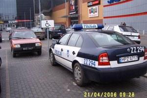 Znów policjanci - inwalidzi
