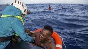 Znów rośnie liczba uciekinierów przez Morze Śródziemne