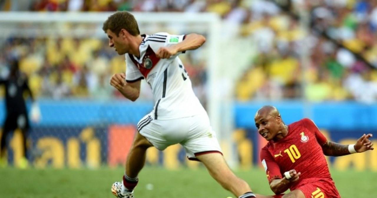 Zobacz fotogalerię z meczu Niemcy - Ghana!